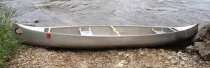 Photo of Metal Canoe in useable / condition (Shepherdstown WV)